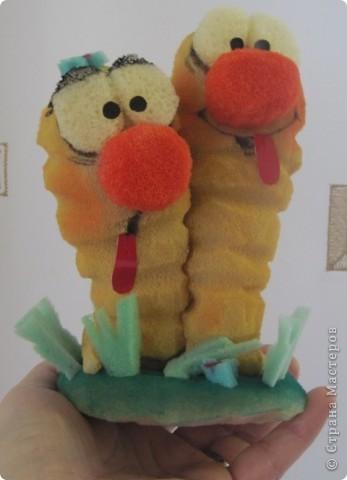 Игрушка, Куклы, Фоторепортаж Шитьё: ПОРОЛОНОВЫЕ ЧУДЕСА  Поролон День рождения, Свадьба. Фото 1
