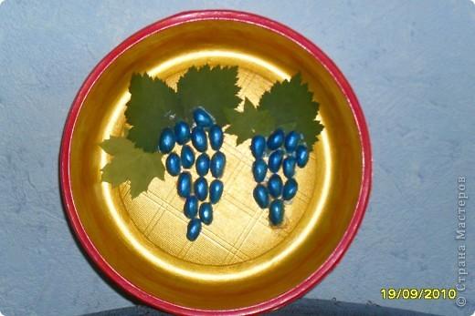 Поделки для детей из винограда 54