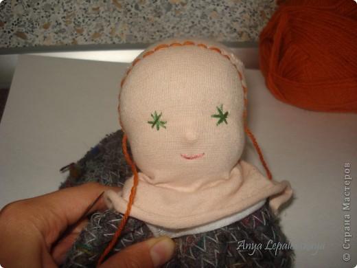 Куклу из поролона своими руками