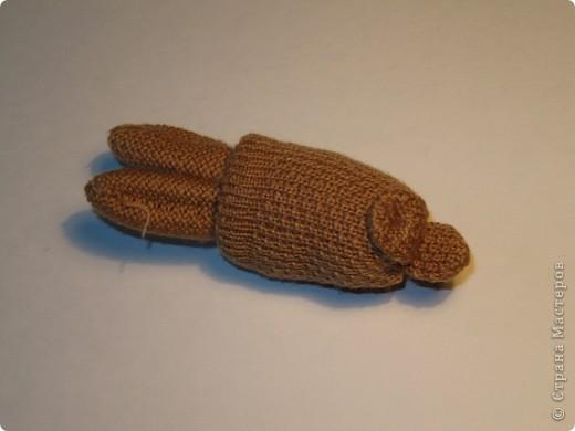 Игрушка, Мастер-класс,  Шитьё, : Собачка из перчаток Материал бросовый . Фото 11