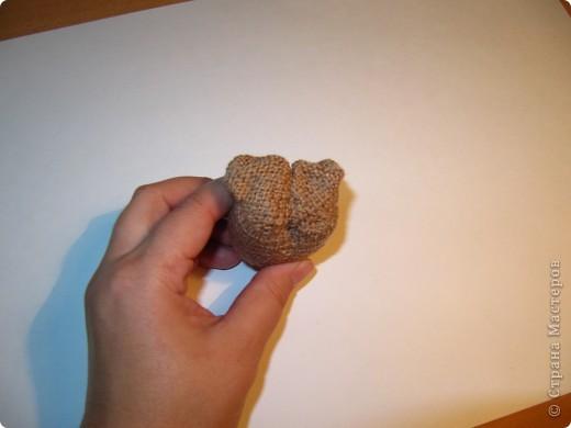 Игрушка, Мастер-класс,  Шитьё, : Собачка из перчаток Материал бросовый . Фото 13