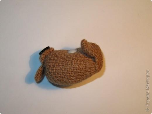 Игрушка, Мастер-класс,  Шитьё, : Собачка из перчаток Материал бросовый . Фото 15