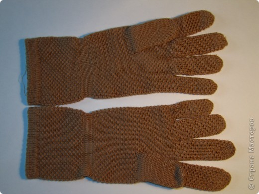 Игрушка, Мастер-класс,  Шитьё, : Собачка из перчаток Материал бросовый . Фото 2