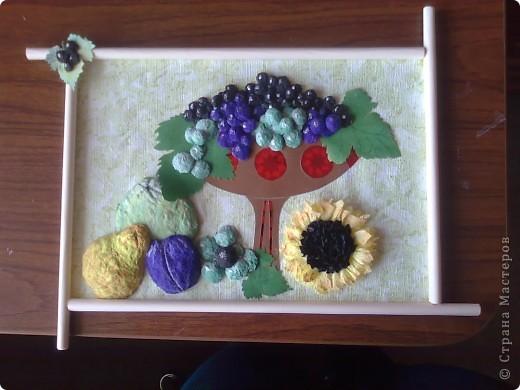 Поделка в садик на тему краски осени