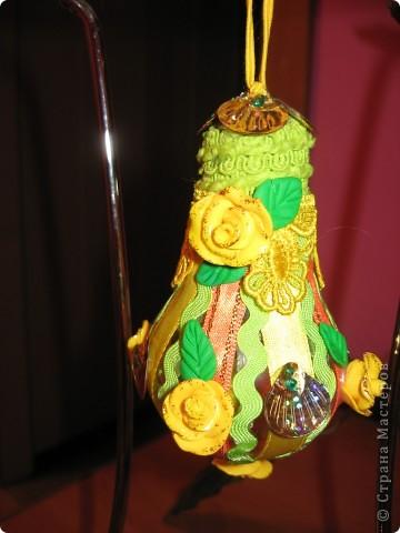 Игрушка,  : Новый год. Игрушки из лампочек. Новый год, . Фото 10