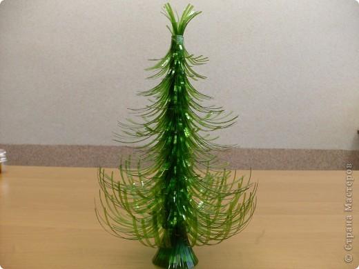 Мастер-класс,  : Новогодняя ёлочка Материал бросовый Новый год, . Фото 9