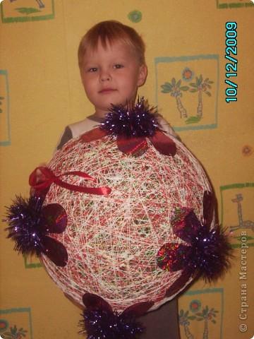 Новогодняя игрушка своими руками на конкурс в