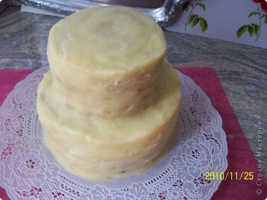 Кулинария Рецепт кулинарный: Торт мясной.. Фото 7