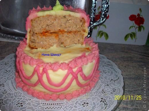 Кулинария Рецепт кулинарный: Торт мясной.. Фото 9