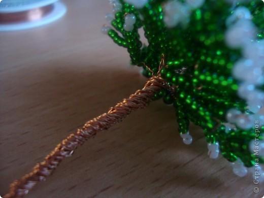 Mester osztály, a kézművesség, a termék Peremezés: MC - Winter Romance gyöngyök, Gipsz New Year.  Fotó 7