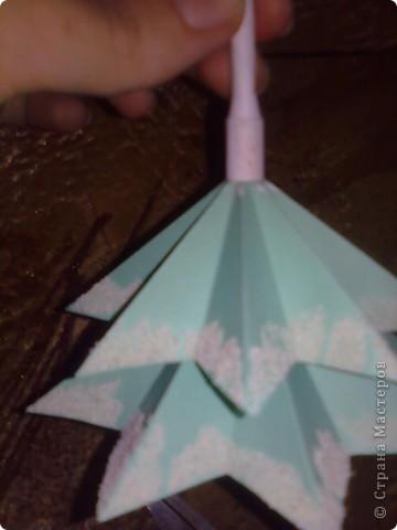 Мастер-класс, Моделирование, : Новогодняя елочка Бумага Новый год, . Фото 9