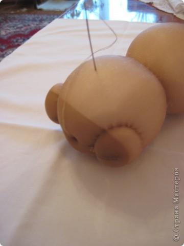 Мастер-класс Шитьё: Радужные пупсы Капрон, Тесьма. Фото 14
