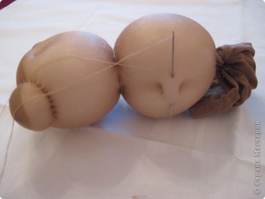 Куклы, Мастер-класс Шитьё: Радужные пупсы Капрон, Тесьма. Фото 17