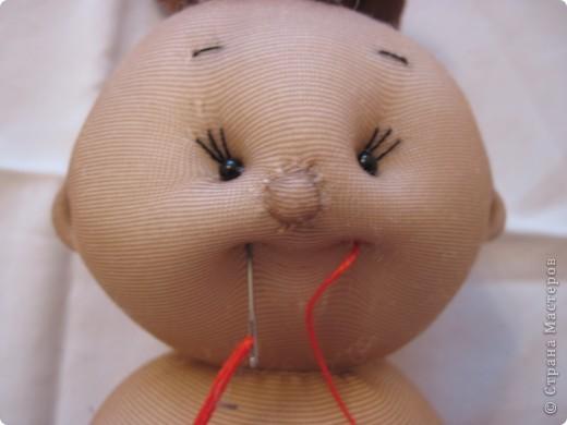 Мастер-класс Шитьё: Радужные пупсы Капрон, Тесьма. Фото 28