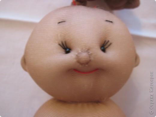 Куклы, Мастер-класс Шитьё: Радужные пупсы Капрон, Тесьма. Фото 29