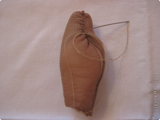 Куклы, Мастер-класс Шитьё: Радужные пупсы Капрон, Тесьма. Фото 33