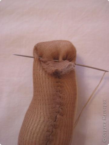 Куклы, Мастер-класс Шитьё: Радужные пупсы Капрон, Тесьма. Фото 35