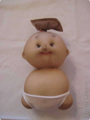 Куклы, Мастер-класс Шитьё: Радужные пупсы Капрон, Тесьма. Фото 44