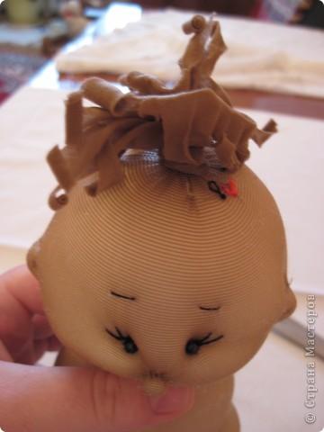 Куклы, Мастер-класс Шитьё: Радужные пупсы Капрон, Тесьма. Фото 56