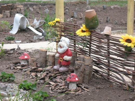 Как сделать в саду фигуры