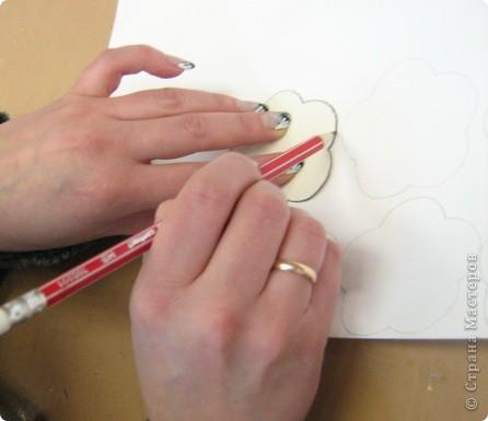 Мастер-класс,  Моделирование, : Котенок Бумага Новый год, . Фото 3