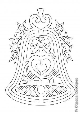 Поделка, изделие Вытынанка: шаблоны зимние вытынанки Бумага.