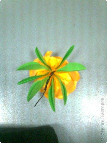 Мастер-класс, Оригами, : Роза Бумага 8 марта, . Фото 12