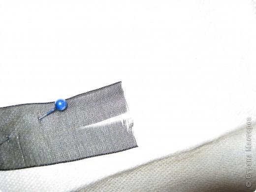 Мастер-класс,  : Как сделать ресницы Капрон . Фото 1