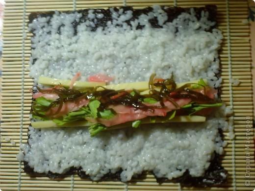 Кулинария, Мастер-класс Рецепт кулинарный: Суши- Роллы (МК) Продукты пищевые. Фото 6