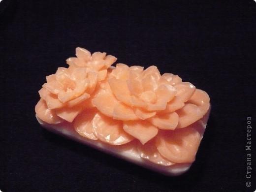 Декор предметов Карвинг: карвинг по мылу Мыло. Фото 9