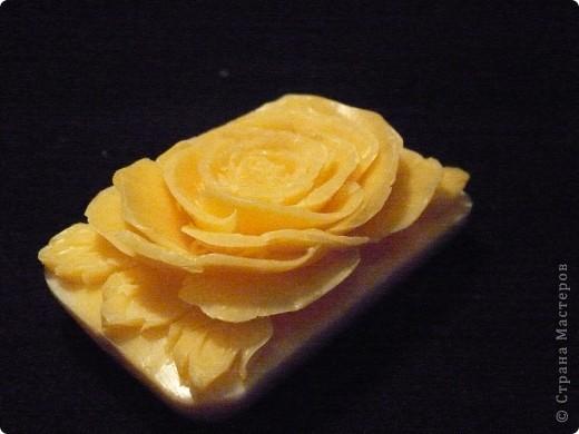 Декор предметов Карвинг: карвинг по мылу Мыло. Фото 1