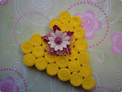 Цветы из пластиковых бутылок колокольчики