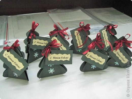 Подарки одноклассникам своими руками на новый год