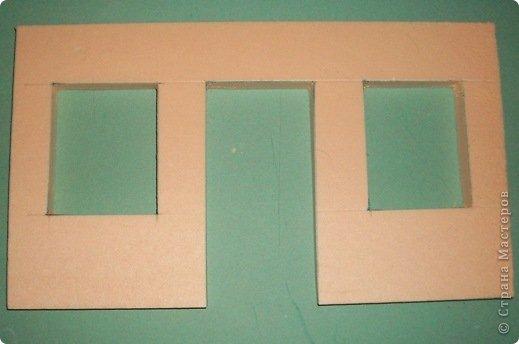 Мастер-класс, Проект,  Конструктор, : Домик в детский сад Пенопласт . Фото 7