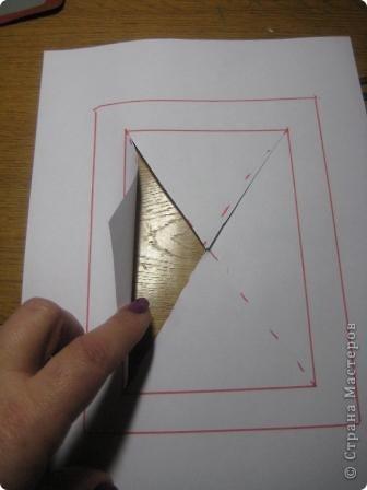 Как сделать паспарту для рисунка своими руками 28