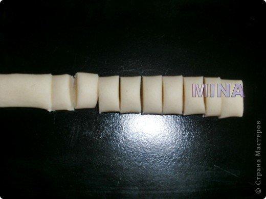 Мастер-класс Лепка: Экспресс-розочки и листики. МК Тесто соленое. Фото 2