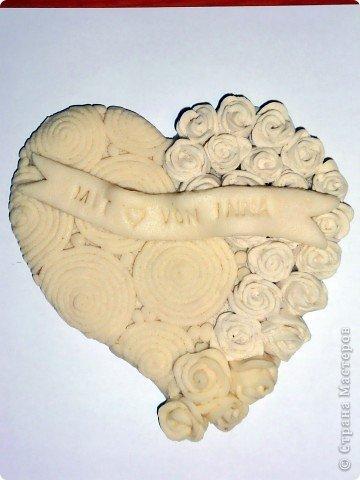 Мастер-класс Лепка: Экспресс-розочки и листики. МК Тесто соленое. Фото 8