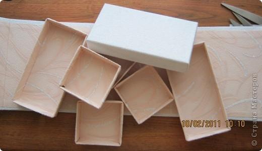 Мастер-класс, Упаковка Декупаж: коробка-ширма и мини МК  Картон, Салфетки. Фото 6