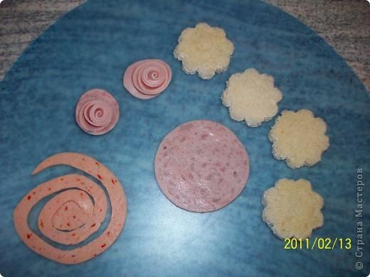 Кулинария Рецепт кулинарный: Бутербродики. Продукты пищевые. Фото 2