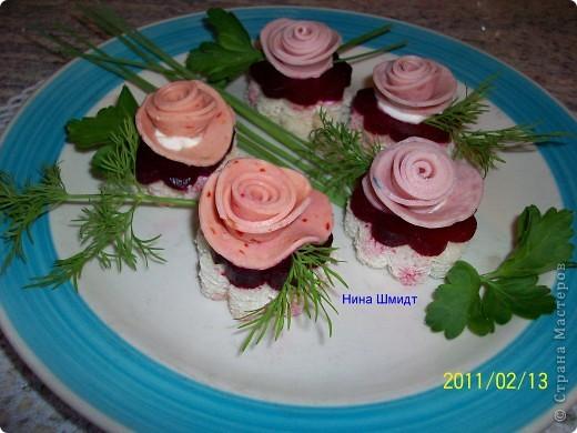 Кулинария Рецепт кулинарный: Бутербродики. Продукты пищевые. Фото 4