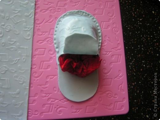 Мастер-класс Лепка: Ещё одна идея для мини букетиков Фарфор холодный 8 марта. Фото 5