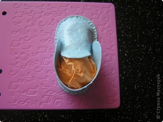Мастер-класс Лепка: Ещё одна идея для мини букетиков Фарфор холодный 8 марта. Фото 6