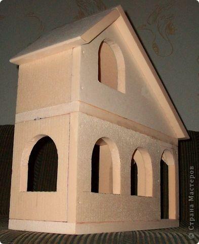 Мастер-класс,  Моделирование, : Маленький домик . Фото 15