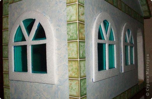 Мастер-класс,  Моделирование, : Маленький домик . Фото 39