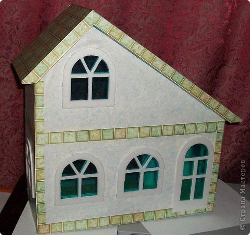 Мастер-класс,  Моделирование, : Маленький домик . Фото 42