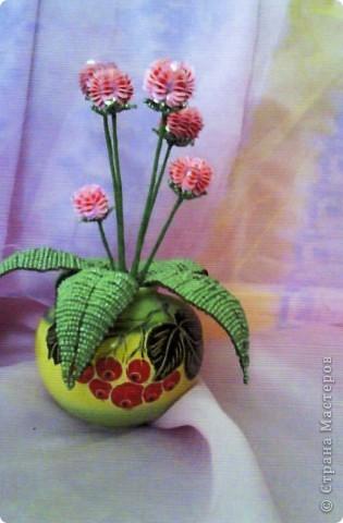 бисероплетение мастер класс цветы