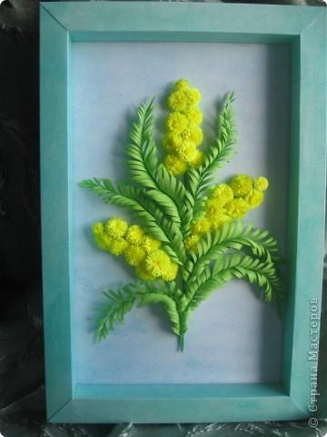 Весенние поделки в садик пошагово