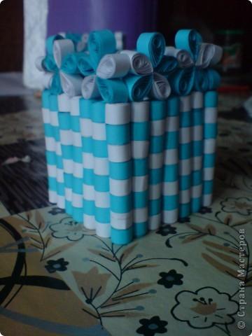 Мастер-класс,  Квиллинг, : мои подставки под карандаши Бумага 8 марта, День матери, День рождения, . Фото 8