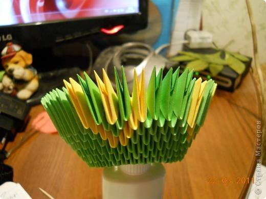 Мастер-класс,  Оригами модульное, : Друг для Тимоши Бумага . Фото 7