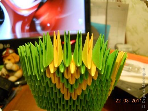 Мастер-класс,  Оригами модульное, : Друг для Тимоши Бумага . Фото 10